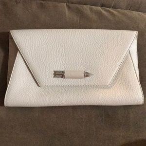 Mackage handbag. Like new condition. Light pink